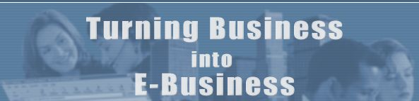 Turning Business into E-Business